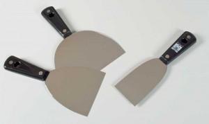 Les couteaux de peintre
